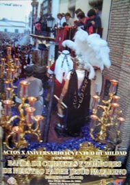 Cartel Jueves Santo 2006.
