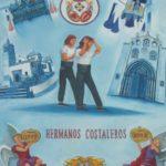 Cartel XXV Aniversario Hermanos Costaleros 2003